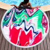 Factory Marble Light Weight Printed Microfiber Beach Chair Towel for Summer