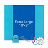 Factory Hot Sale Largest Nylon Picnic Camping Portable Sand Free Beach Mat Beach Blanket for Summer