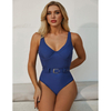 Whosale One Piece Swimsuit Sexy Bikini Tummy Control Swimsuit